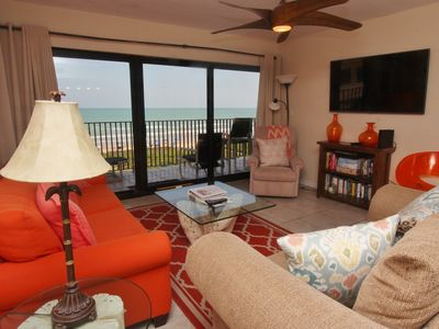 Photo for Very Modernly Decorated Ocean Front Condo