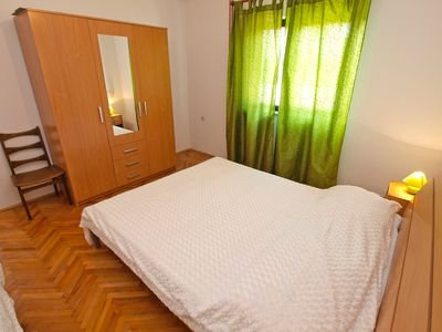Photo for Apartment for 4 persons + extra bed and 2 bedrooms (ID 1492)