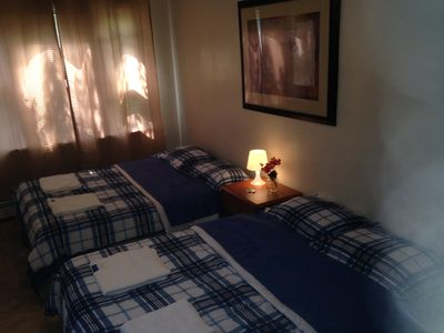 Photo for #NG,Affordable rooms /NYC ,amenities incl.,near food and transp.Sleeps 4 .