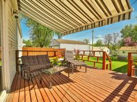 Place offered all the amenities of home!