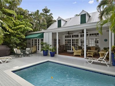 The Dolphin House by AT HOME IN KEY WEST