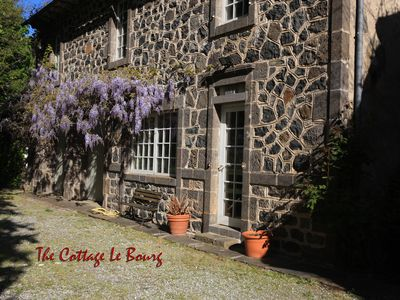 Photo for Manor House cottage (4 star registered) on the edge of a small friendly village