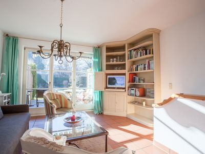 Photo for Guests love this holiday apartment Martl in the heart of Garmisch-Partenkirchen with its top location right beside the Kurpark and close to the promenade.