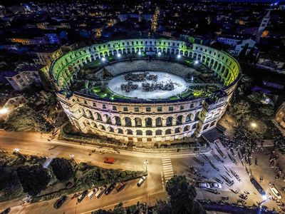 Photo for Great place in a city center to explore Pula