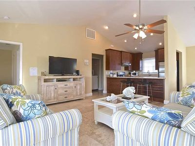 Photo for Mystic Dolphin 2,  Sleeps 6, 2 Bedrooms, WIFI, Walk to the Gulf