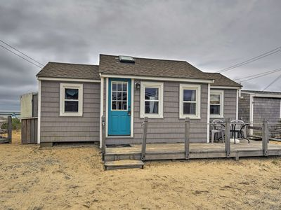 Photo for Dennis Port Cottage by Sea St. Beach w/Deck & View