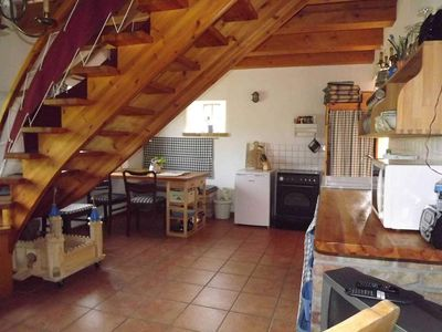 Photo for Apartment at the barn door with sauna - country house - in the middle of complaints