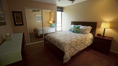 Photo for LOW RATES NOW! Short stroll to beach with ocean views from the lanai. CLEAN