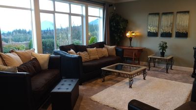 Photo for The Mountian House- Beautiful 3000 sq ft house located in the city of Snoqualmie
