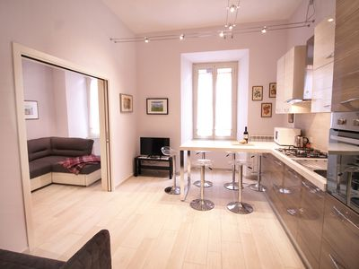 Photo for Walk to the Vatican from Your Smart Apt - Apartment for 4 people in Roma