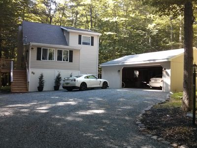 Photo for GORGEOUS Lake Wallenpaupack home for rent