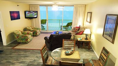 Photo for Family-Friendly Beach Club Resort. Directly on the Gulf.  Rent Direct from Owner