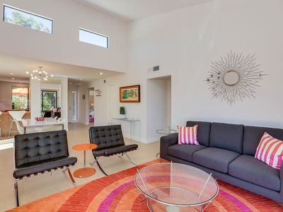 Photo for Fabulous Remodel With Cool Palm Springs Vibe
