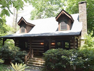 Photo for Dancing Bear Cottage - 15 mins from Blowing Rock, Hot Tub, Pool Table, Pet Friendly