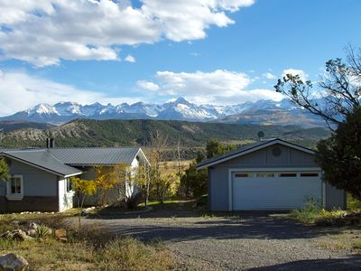 Photo for Immaculate Home with Unparalleled Views near Telluride