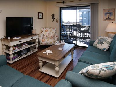 Photo for SEA CABIN of North Myrtle Beach... classic condos with a fishing pier