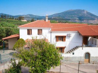 Photo for Spacious family friendly Villa with large Garden and Private Pool