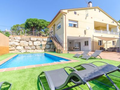 Photo for Club Villamar - Precious villa with private pool located in a residential area, a perfect electio...