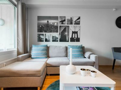 Photo for Apartment in the center of Oslo with Internet, Washing machine (742884)