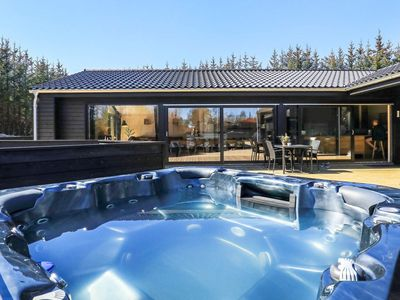 Photo for Luxurious Holiday Home in Ålbæk with Whirlpool