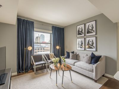 Photo for Chic 1BR in Heart of Center City
