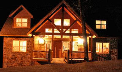Photo for Tranquility Timbers at The Lodges of Table Rock Lake-8 king beds! 1 mile to SDC!