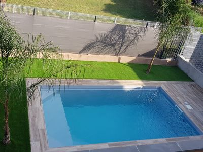 Photo for House any comfort NEW 4 rooms standing with swimming pool