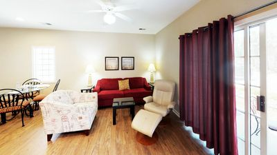Photo for Beautiful Ground Floor Condo - Enjoy the Pools and Activity Center!
