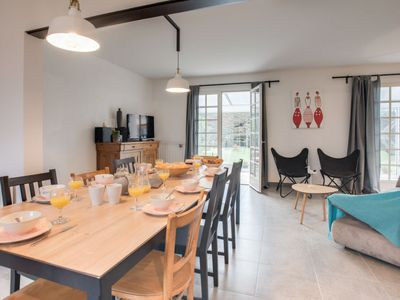 Photo for Vacation home Portivy Moulin in Quiberon - 8 persons, 4 bedrooms