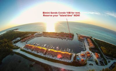 Photo for Luxury Condo on Marina, Just Steps Away from White Sandy Beach