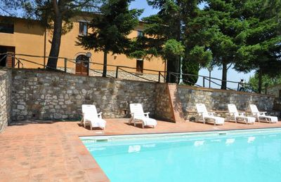 Photo for 4BR Chateau / Country House Vacation Rental in San Casciano dei Bagni