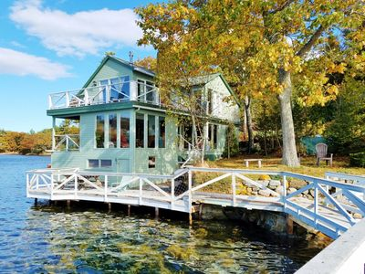 Photo for 3BR Cottage Vacation Rental in East Boothbay, Maine