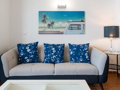 Photo for Two Bedroom Seaview Apartment Armacao De Pera