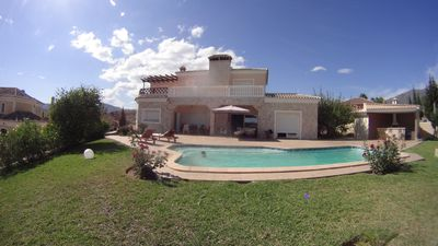 Photo for House in Mijas golf, with 5 rooms, Swimming pool, Jacuzi, Hamman.