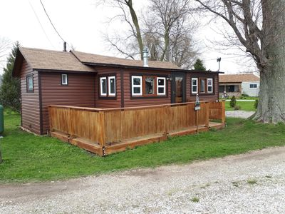 Lakeview 1 Bedroom Cottage on Lake Erie in Colchester (South of Harrow) #67