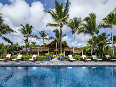 Photo for Bah002 - Beautiful beach house with pool in Trancoso
