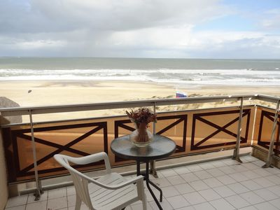 Photo for Apartment in Soulac-sur-Mer, facing the ocean