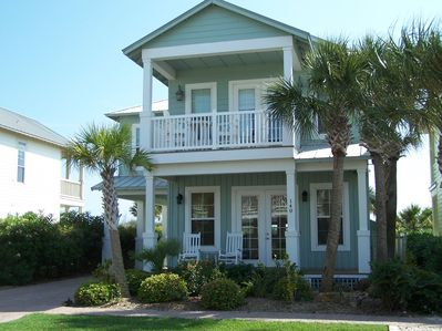 """Front porch - """"Sand Dollar"""""""