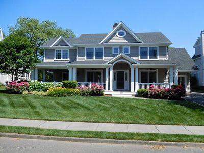 Photo for Beautiful, spacious & luxurious home-one block from Spring Lake beach & pavillon
