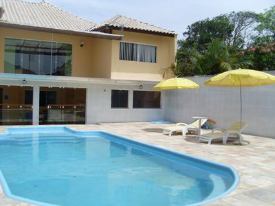 Photo for Casa Armando POOL 5 bedrooms (3 suites) 2 blocks from the sea