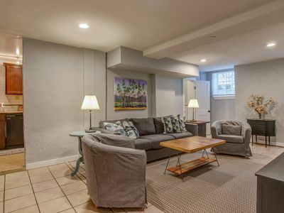 Photo for YOUR HEART OF MIDTOWN MAISONETTE!