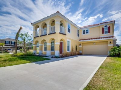 Photo for Luxury 6 Bedroom 4.Bath Solterra Home With Spa