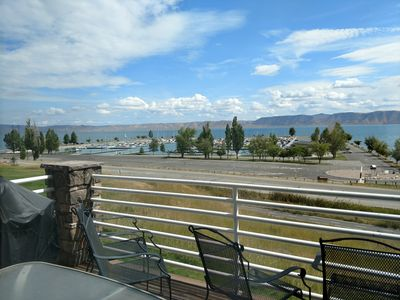 Photo for 952#1,  3 bed in Harbor Village, across from the Bear Lake State Mariana.