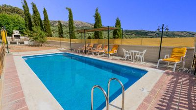 Photo for Huge holiday villa for groups in Granada province