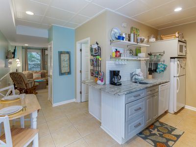 Photo for #109 Heart of IOP 1st Fl Studio Condo@ Ocean Inn, 1 blk to beach