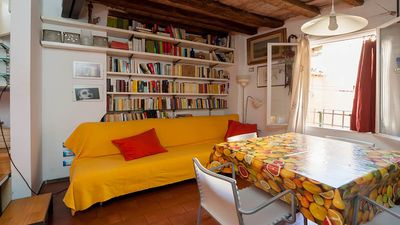 Photo for ELEGANT APARTMENT OPEN SPACE IN BOLOGNA HISTORIC CENTER