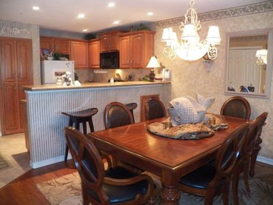 Beautiful updated kitchen with new cabinets