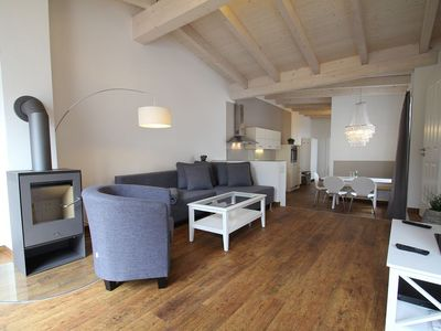 Photo for Sailor Lodge, in a quiet location on the Alter Strom - family friendly, modern, particularly