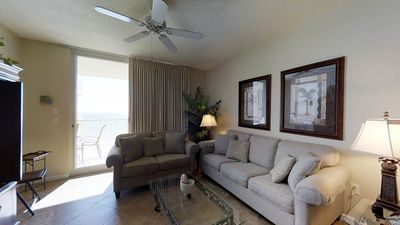 Photo for Enjoy the ULTIMATE Gulf Views from the 10th Floor Balcony!