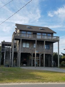 Photo for Beach Blessings Beach House, Oceanview, Hatteras Island, Avon, NC